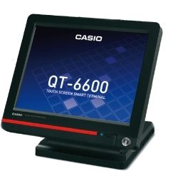 Casio Touch screen smart terminal