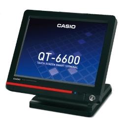 Casio Touch screen smart terminal